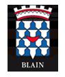 Logo ville de Blain